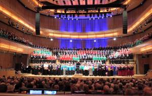 National Association of Choirs present Choral Spectacular