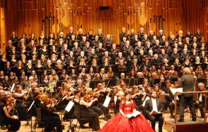 Hertfordshire Chorus- Vaughan Williams; A Sea Symphony and James McCarthy: Codebreaker