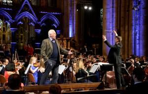Durham University Orchestra with Sir Thomas Allen
