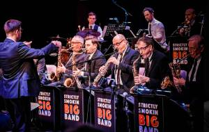Duke Ellington - Strictly Smokin' Big Band with Pete Long