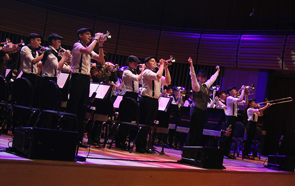 Youth Brass in Concert 2021 Image - web