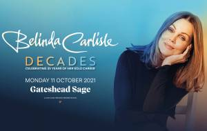 Belinda Carlisle - Decades Tour