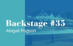 Backstage 35