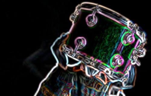 Sarah Heneghan Inverted Neon - image