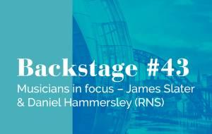 Backstage 43