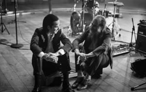 Nick Cave Website